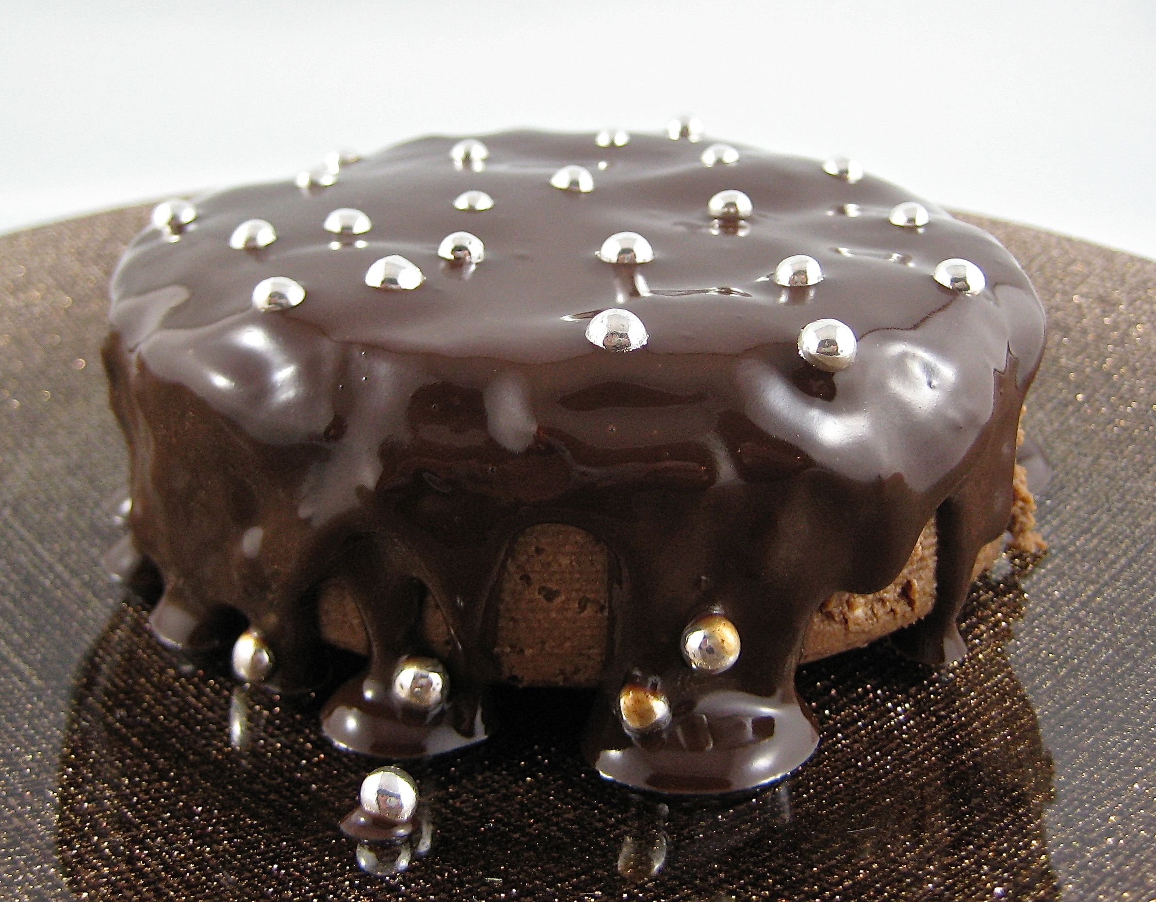 Chocolate Espresso Cheesecake from October 2012