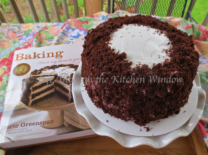 Devil's Food White-Out Cake From Dorie Greenspan's Baking: From my home to yours | © Life Through the Kitchen Window