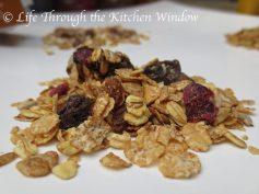 Dorset Cereals® Super Cranberry, Cherry & Almond Muesli ⎮ © Life Through the Kitchen Window