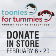 Facebook badge Toonies4Tummies