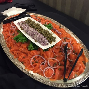 Smoked Salmon & Gravlax The Meal 2015 | © Marlene Cornelis