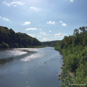 A River Runs Through It - May 19, 2015 | © Marlene Cornelis