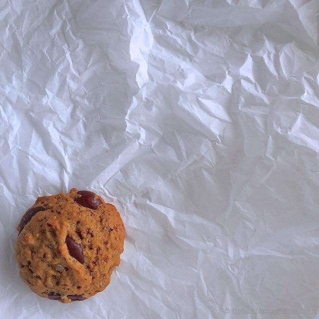 Coconut Sugar Chocolate Chip Cookies │ © Urban Cottage Life.com