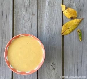 Silky Corn Soup | © Urban Cottage Life.com