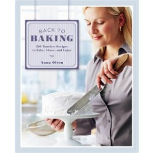 Back to Baking Book Cover