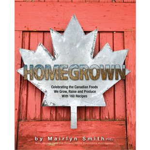 Homegrown Book Cover