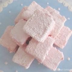 Strawberry Marshmallows   © Urban Cottage Life.com