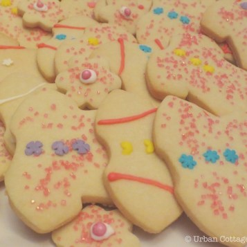 Sugar Cookies for Baby   © Urban Cottage Life.com