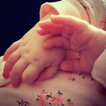Little Hands | © Urban Cottage Life.com