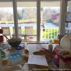 Baking With a View   © 2015 Marlene Cornelis