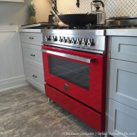 Giorgio, Stove of My Dreams | © 2015 Marlene Cornelis