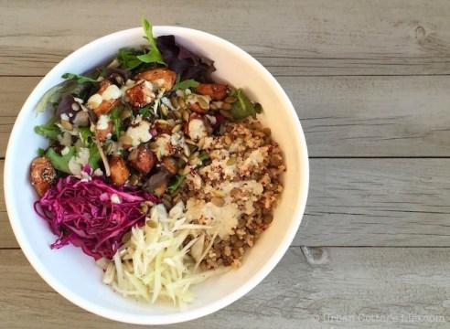 Goodness Bowls |© UrbanCottageLife.com