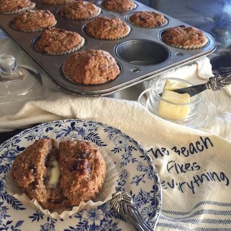 Muffins for Breakfast   © Marlene Cornelis 2016