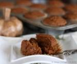 Pumpkin Oat Muffins | © UrbanCottageLife.com