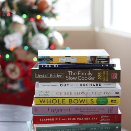Cookbook Gift Guide 2016 | © UrbanCottageLife.com 2016