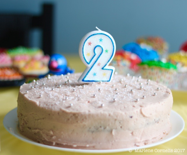 A Second Birthday Party   © UrbanCottageLife.com 2017