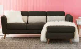 UrbanCouch Right Hand Lounger Sofa