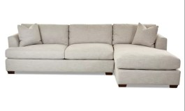 Lazar 128″ Wide Right Hand Facing Sofa & Chaise Lazar 128″ Wide Right Hand Facing Sofa & Chaise