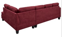 Urban Adryel 98″ Wide Microfiber/Microsuede Right Hand Facing Sofa & Chaise by Urban Couch