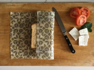 Madhu Wrap (Beeswax Food Wrap)
