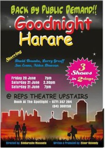 goodnight harare