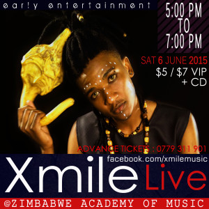 Xmile to Launch Ezase Africa EP Music Compilation