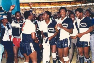 Bosso. Who can you identify in this picture?