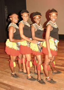 Ezimnyama Dance Ensembe File Picture