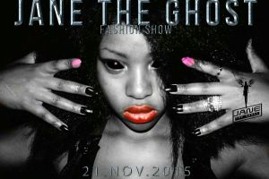 Jane The Ghost Fashion Show