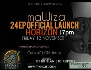 Mawiza Ep Launch