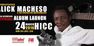 Alick Macheso Album Launch