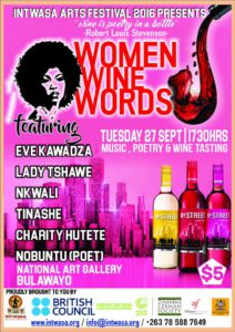 Not To Miss: Women Wine and Words