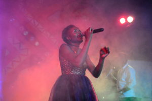 Eve Kawadza Live at Women Wine & words Picture Enerst Makina
