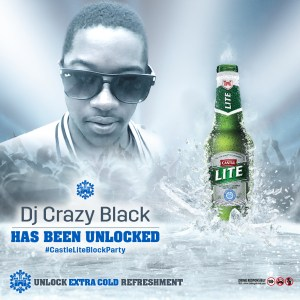 DJ Crazy Black