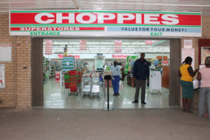 Choppies