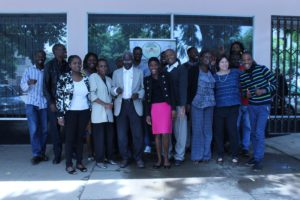 Conducted a two day strategic planning workshop for Amagugu Heritage at Nust American Space Bulawayo