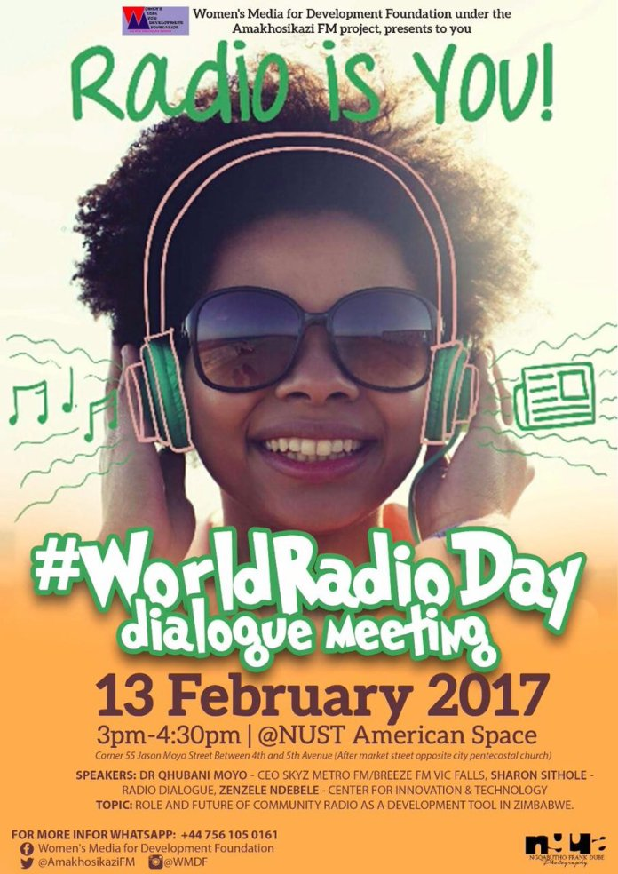 #WorldRadioDay dialogue meeting