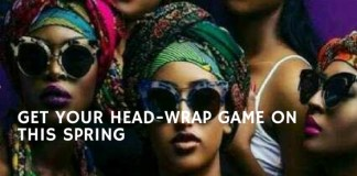 Get your Head-wrap game on this Spring