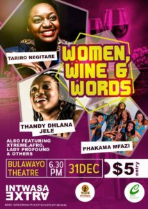 Women Wine and Words
