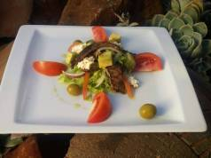 Urban Food Diary with Chef Zinzie: Beef Summer Salad