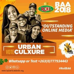 Please don't forget to vote @CulxureMagZim for the #RoilBAA Outstanding Online Media