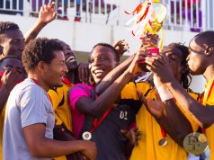 Talen Vision Defeat Hwange To Lift The John Landa Memorial Cup