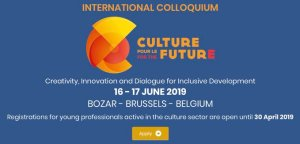 #OPPORTUNITY : Apply For Culture4Future