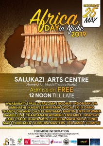 Africa Day In Njube 2019