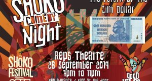 Shoko Comedy Night, The Return of the Zim Dollar