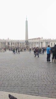 Egyptian Obelisk at Vatican