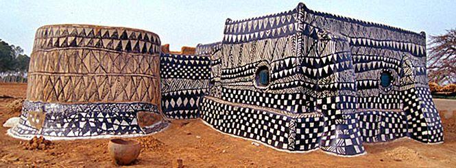 Kassena Tribal Huts