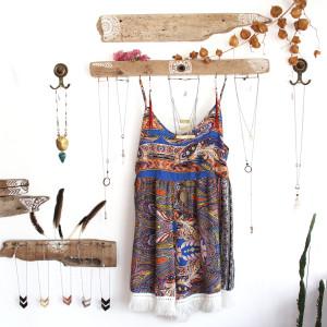 Urban Eclectic Jewelry Tamarindo Costa Rica Handmade Bohemian Jewelry