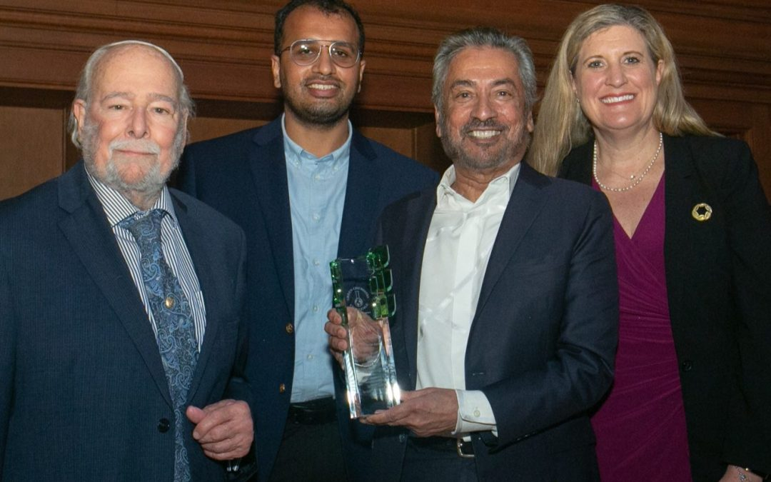 Rechargeable Alkaline Technology Wins Green Chemistry Award from EPA
