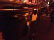 Cow-hide Bar Stools